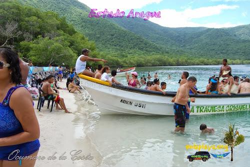 Playa La Cienaga, Sector Ocumare de la Costa, Estado Aragua