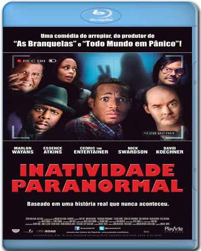 Download Inatividade Paranormal BluRay 720p Dual Audio