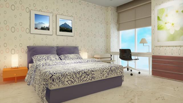 210 Kamar hotel standart bintang 3