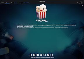 La hora de las palomitas llegó a Ubuntu (Popcorn time)