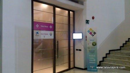 #EBE12, Sala Rosa destinada a talleres