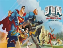 فيلم JLA Adventures: Trapped in Time