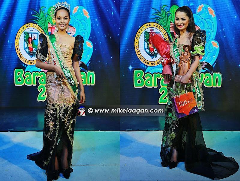 Mutya ng Nasugbu 2013 Winners