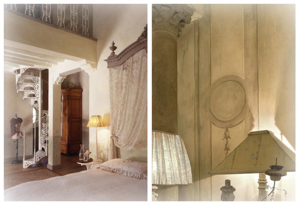 Amore per interni in stile provenzale for Arredamento camera da letto stile provenzale