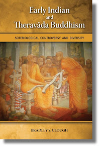 [Clough: Early Indian and Theravada Buddhism]
