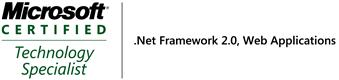 MCTS .NET Framework 2.0, Web Applications