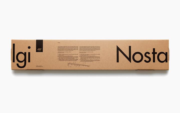 cutie din carton pentru cuier de camera
