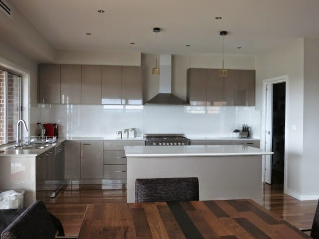 kitchen laminex crystalgloss laminate