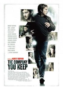 Phản Đối Chiến Tranh - The Company You Keep poster