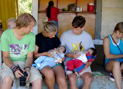 Infant Care in Galapagos Project