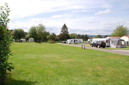Ballater Caravan Park at Ballater Caravan Park