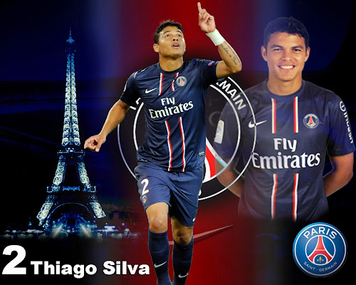 thiago silva soccer