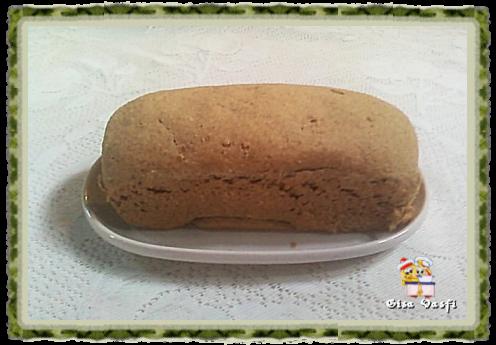 Pão integral com aveia e ervas finas