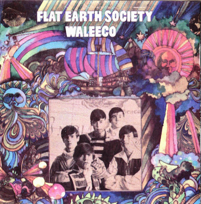 Flat Earth Society ~ 1968 ~ Waleeco