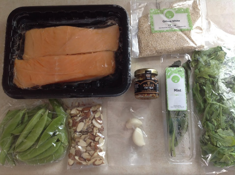 The Secret to Having it All......: Hello Fresh Review: Pan ...