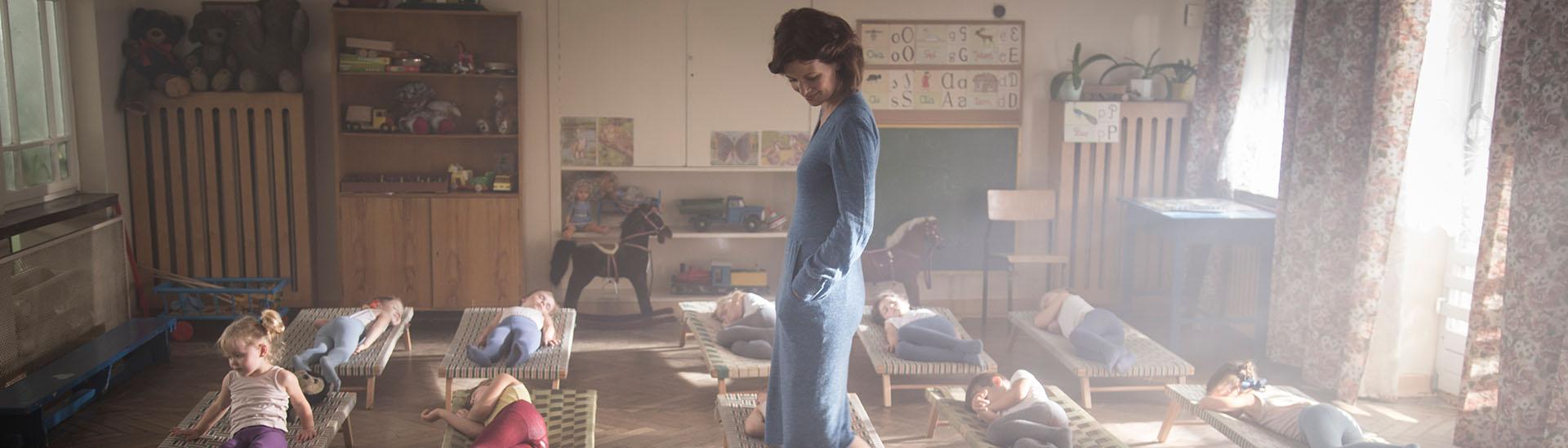 Baner filmu 'Pani Z Przedszkola'