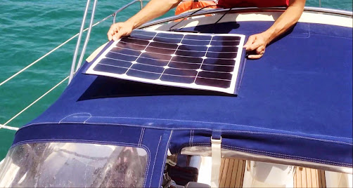 Yachting Solar Panels