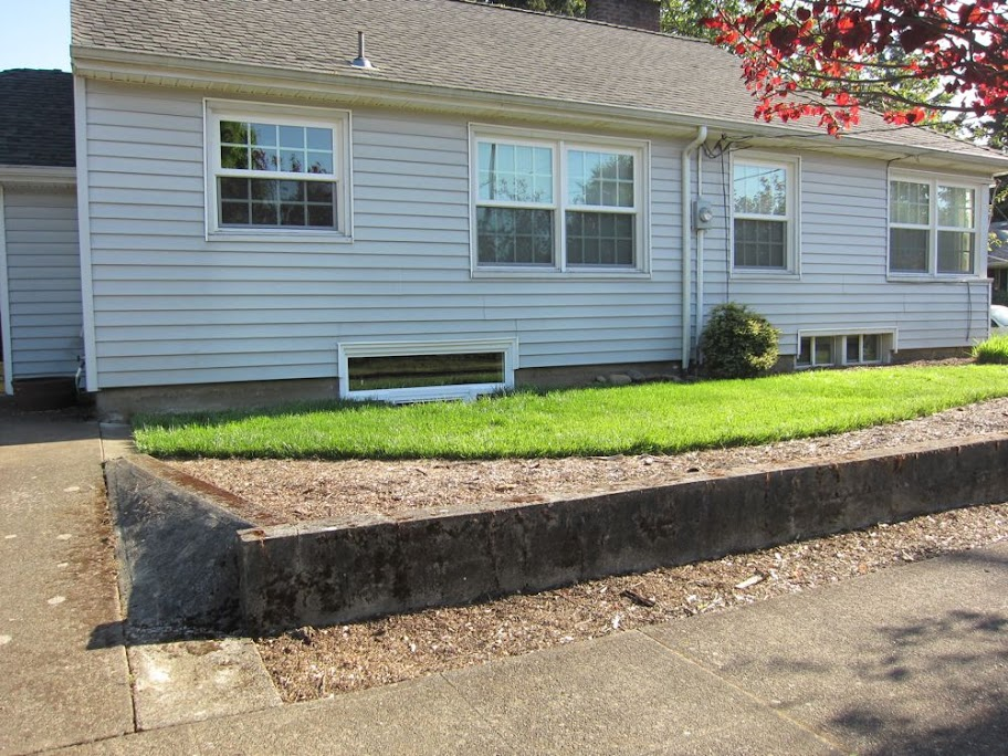 Basement renovation part 2 for Daylight basement windows