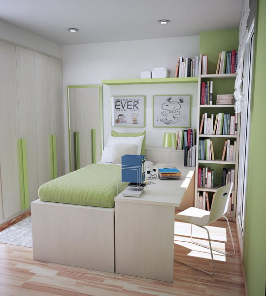 5 Designs For Teen Bedroom Designs For Small Rooms | Modern Cabinet