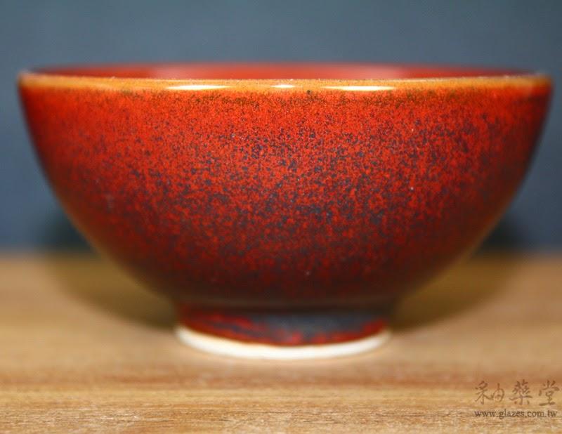 IR-03-鐵紅釉