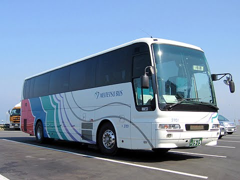 名鉄バス「さぬきエクスプレス名古屋号」 2701