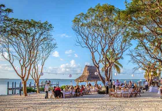 The Florida Keys Beach Weddings