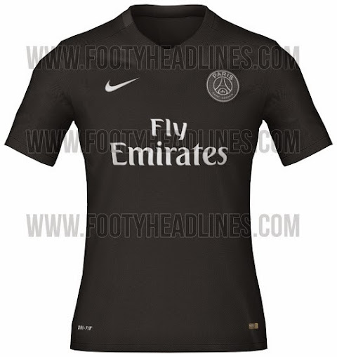 jersey psg home away