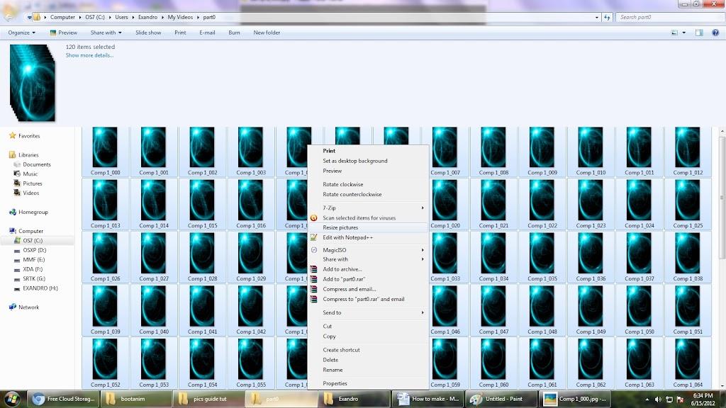 [GUIDE] Créer ou porter n'importe quelle animation de démarrage via des vidéos/images [Bootanimation] [25.11.2013] 12