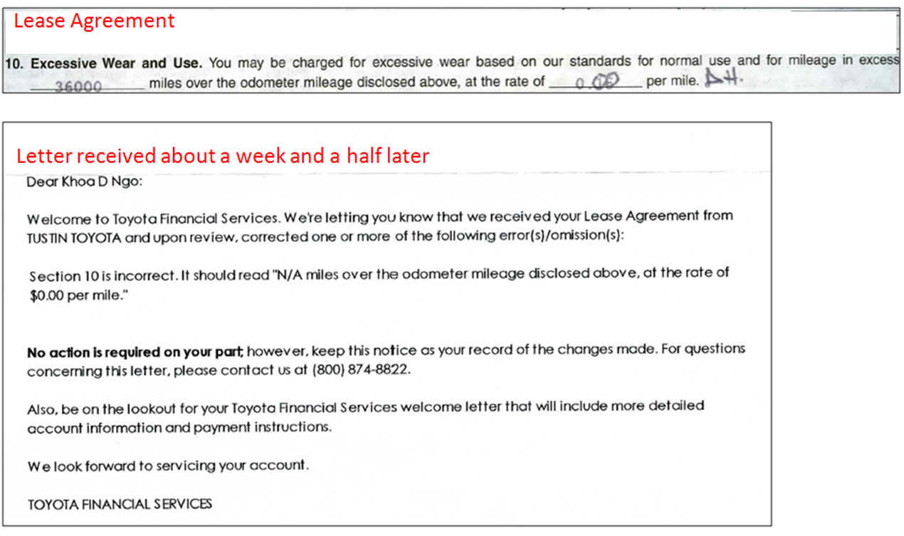 Toyota rav4 ev forum view topic lease paperwork issues with image platinumwayz