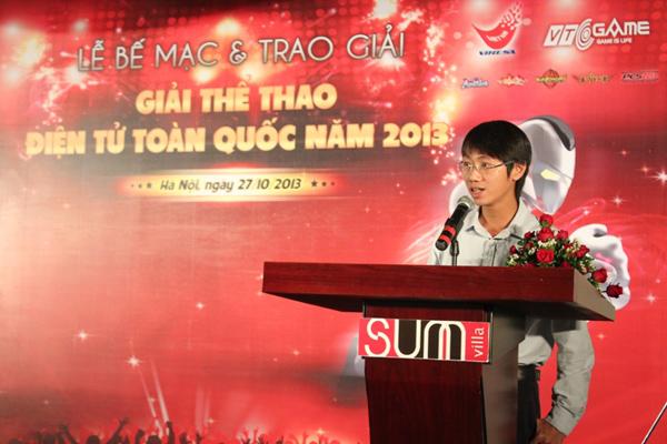 VEC 2013 kết thúc vòng chung kết quốc gia 3