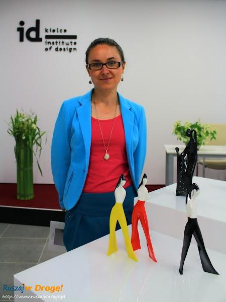 Kasia z figurkami AS Ćmielów