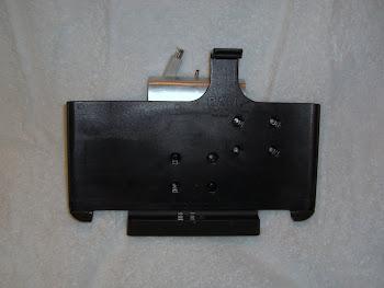 the custom cradle/mount