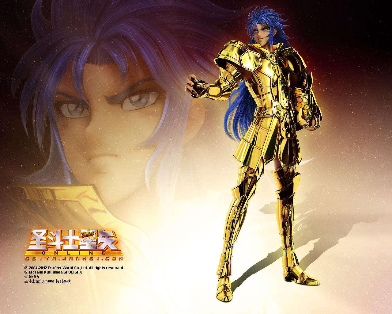 Ngắm hình nền thánh đấu sĩ Saint Seiya Online cực chất - Ảnh 22