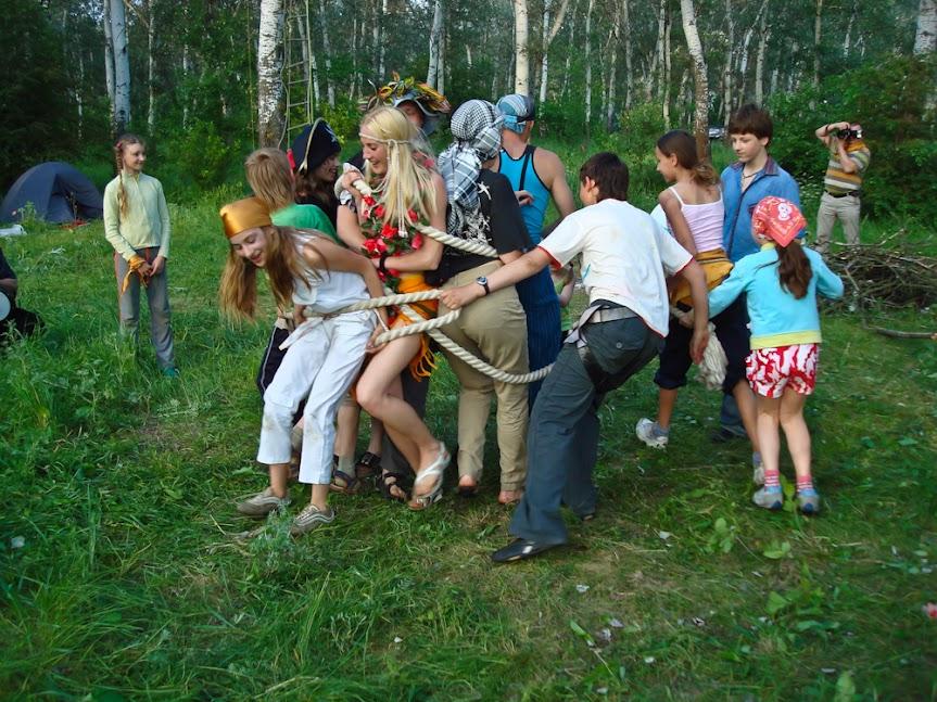 Детская игра Жаборигены 24.05.2008