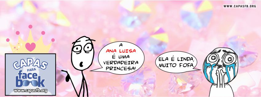 Capas para Facebook Ana Luisa