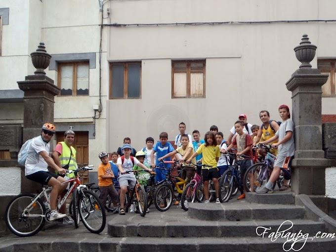 De Paseo Con Nuestras Bicis