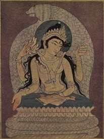 Goddess Manasa Image