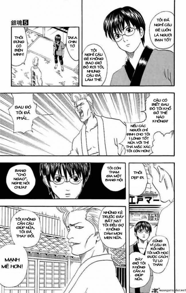 Gintama Chap 36 page 7 - Truyentranhaz.net