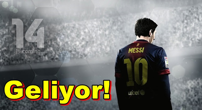 FIFA 14 Adına Yeni Haberler!
