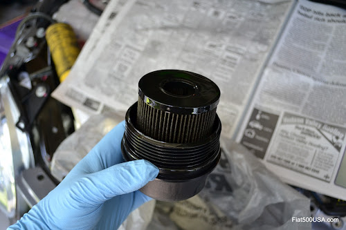 Fiat 500 Abarth Oil Filter Element