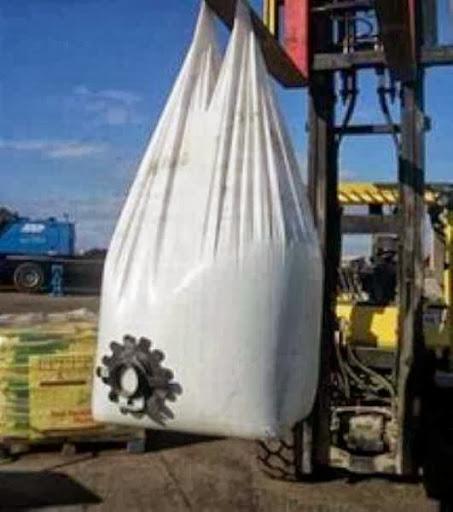 Dispensador de material a granel (pellets, sal, grava)...  - Foto 4