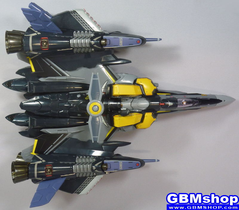 Macross Frontier VF-25S Armored Messiah Fighter Mode Renewal Version