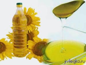 растительное масло для очищения