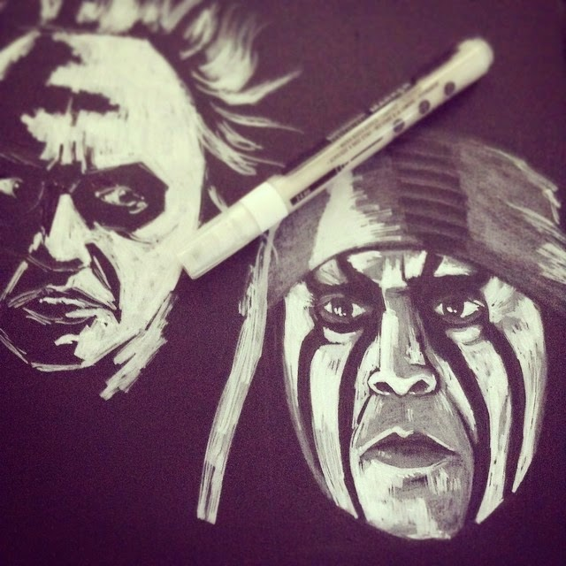 johnny depp sketch, tim burton sketch, black white portrait artist, beetlejuice sketch, goth artist, emo artist, scene artist, goth portrait artist