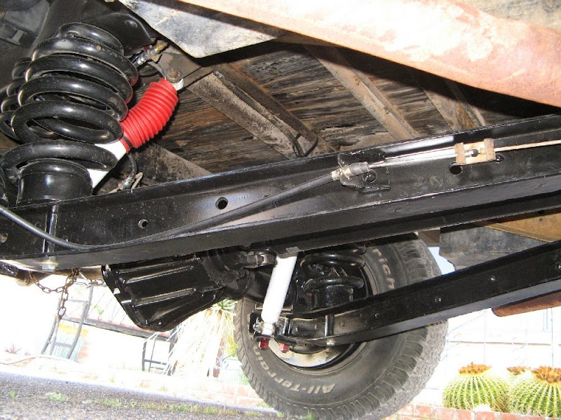 Another '65 C20 14-bolt conversion - The 1947 - Present
