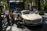 Aston Martin unveiled Lagonda Taraf in Dubai