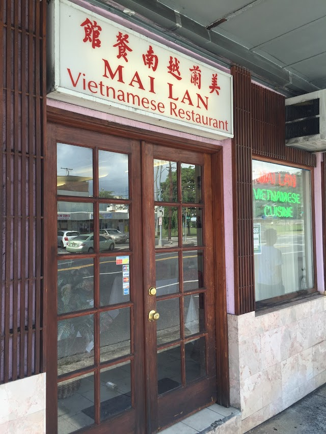 Mai Lan Fine Vietnamese Cuisine