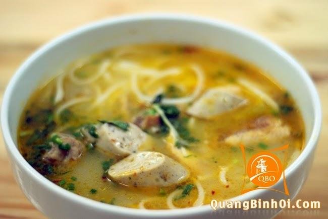 Cháo bánh canh Quảng Bình tại Quảng Bình Ơi