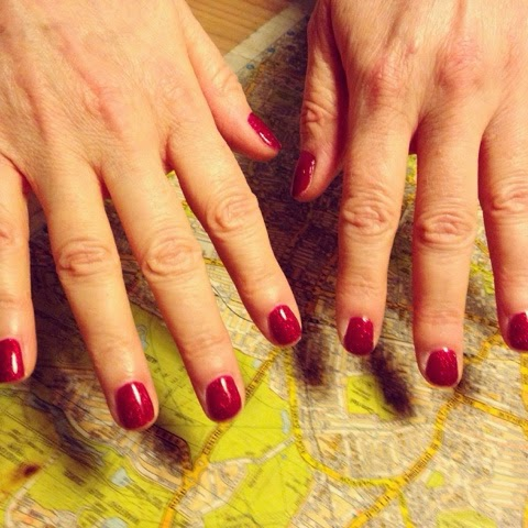 How To Do Shellac Or Gel Polish Nails At Home I Heart