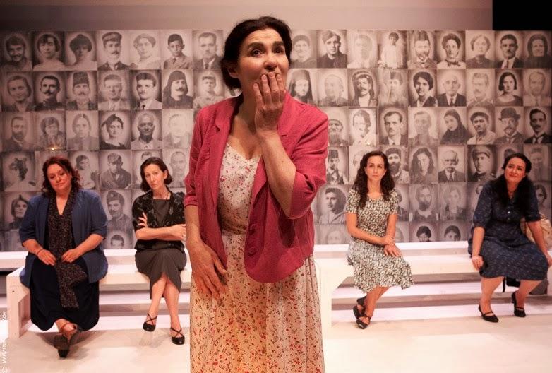 «Κοινός Λόγος»  της Έλλης Παπαδημητρίου στο Κηποθέατρο Αλεξανδρούπολης